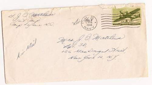 Πήρε ερωτικό γράμμα, μετά από 70 χρόνια