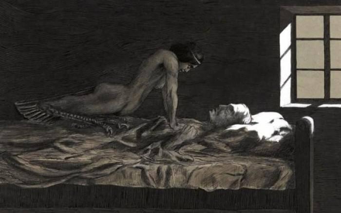 Υπνική παράλυση: Πού οφείλεται η τρομακτική διαταραχή του ύπνου