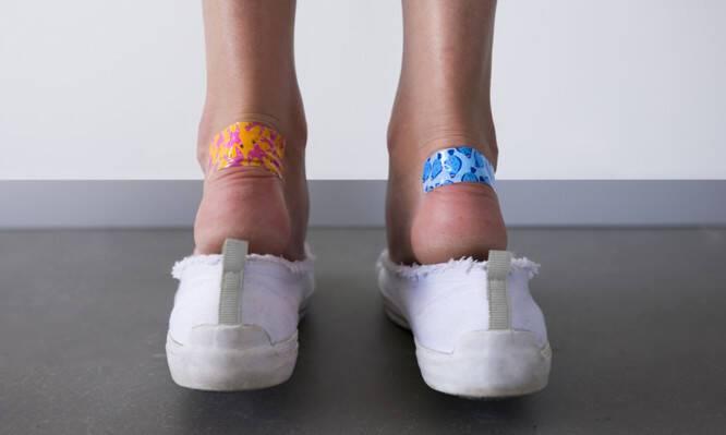 Φουσκάλες Από Τα Παπούτσια: Αυτός Είναι Ο Καλύτερος Τρόπος Πρόληψης