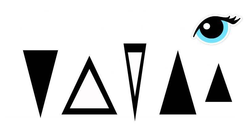 Διάλεξε Ένα Τρίγωνο Και Θα Ανακαλύψεις Πολλά Για Τον Χαρακτήρα Σου!